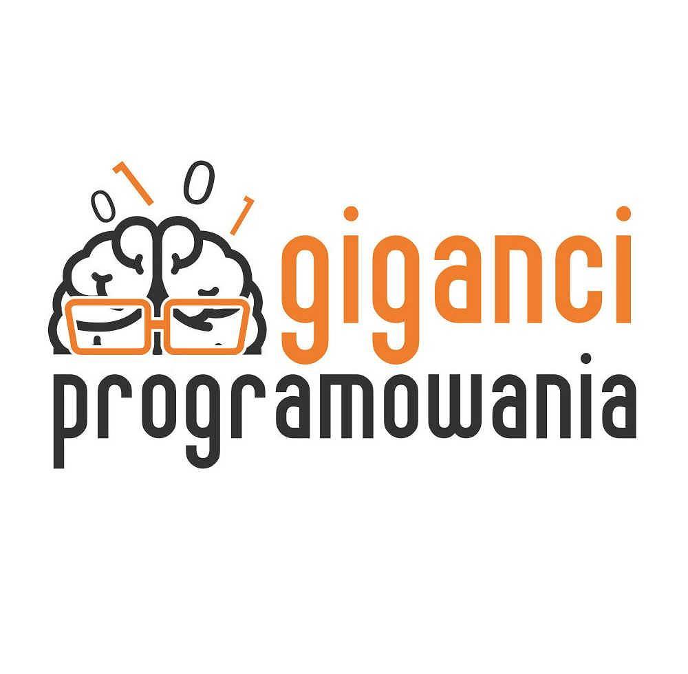 Giganci programowania / logo