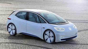 Volkswagen I.D. Niemiecki koncern chce dokonać volty i zamiast diesli produkować najwięcej elektrycznych aut na świecie. Rozpocznie w listopadzie 2019 r. modelem I.D. Ten 'elektryczny następca Golfa' ma mieć moc 170 KM i osiągać setkę w niecałe 8 sekund.