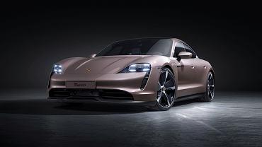 Porsche Taycan 2021 (bazowa wersja)