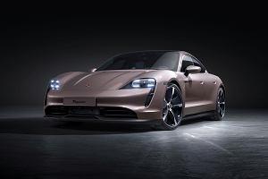 Bazowe Porsche Taycan przyjechało do Polski. Ma napęd na tył i niską cenę