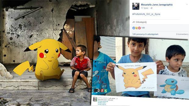 Dzieci w Syrii