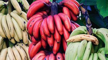 Czerwone banany