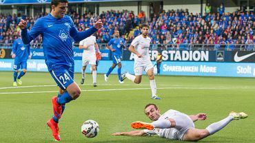 Molde FK walczy z Pjunikiem Erewań