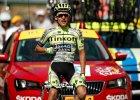 Tour de France 2015. Rafał Majka imponuje w górach. Trzecie zwycięstwo w etapie górskim