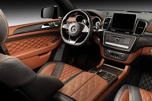Tuning | Mercedes GLE 63 | Karbonowe wdzianko