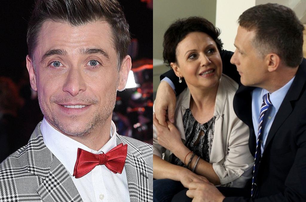 Kacper Kuszewski, Małgorzata Pieńkowska, Robert Moskwa