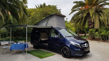 Mercedes Marco Polo 2019