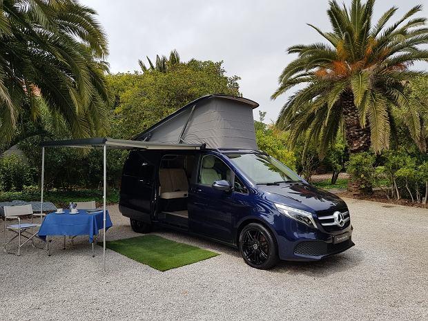 Opinie Moto.pl: Nowy Mercedes Marco Polo - czy Marco Polo zabrałby imiennika w jedną ze swoich podróży?