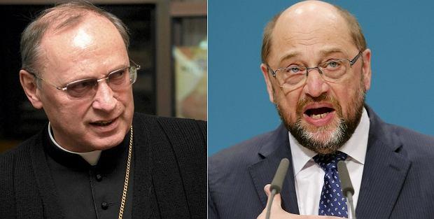 Bp Mering i Martin Schulz