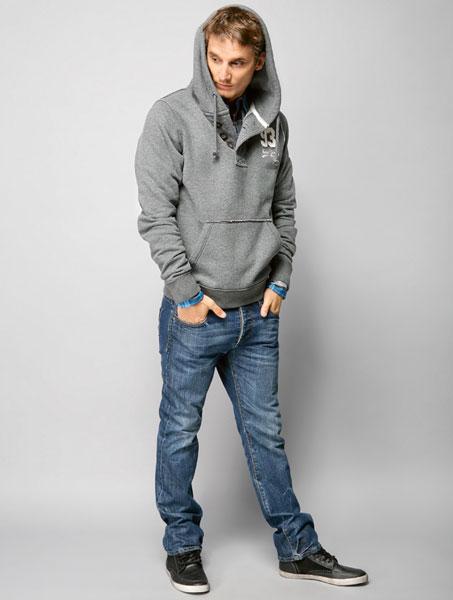 Jeansy: moden nowości, spodnie, jeansy, moda męska, Jeansy Diverse Adkins
