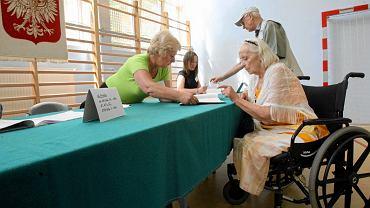 Eurowybory 2019. Jak mogą głosować osoby niepełnosprawne?