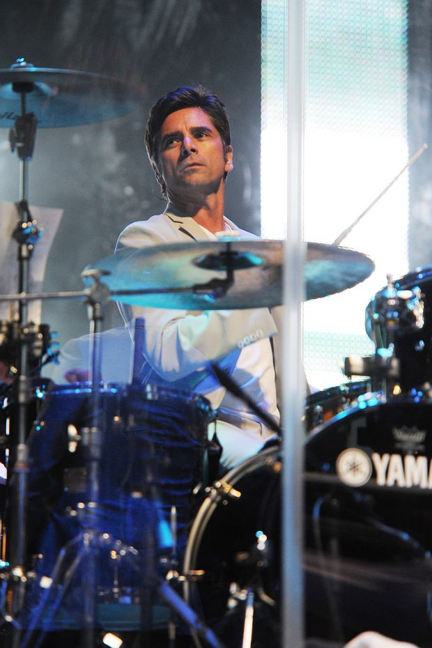 April 14, 2011:: John Stamos and The Beach Boys perform at the benefit concert presented by the Voices Against Brain Cancer Foundation at the Fillmore Miami Beach in Miami Beach, Florida. Credit: INFphoto.com Ref: infusmi-15|sp|