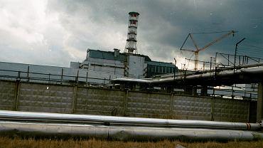 13.04.1995 CZARNOBYL , ELEKTROWNIA JADROWA . FOT. SLAWOMIR KAMINSKI / AGENCJA GAZETA SK DVD 034 A