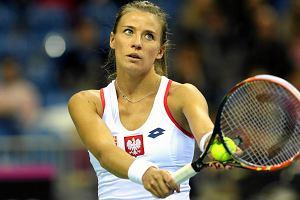 Rosolska odpadła z debla w Roland Garros! Wygrała seta, ale jej gra się posypała
