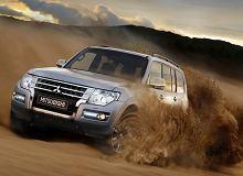 Mitsubishi Pajero znika z europejskiej oferty. Pożegnanie z kultową terenówką