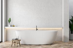 Płytki drewnopodobne do łazienki: Kiedy warto je wybrać? Inspiracje