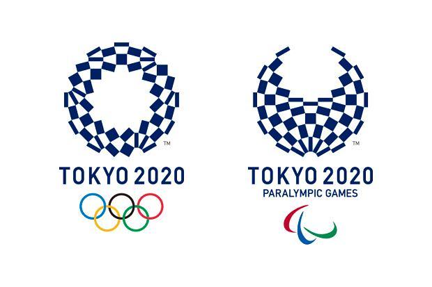 Logo Letnich Igrzysk olimpijskich 2020 w Tokio