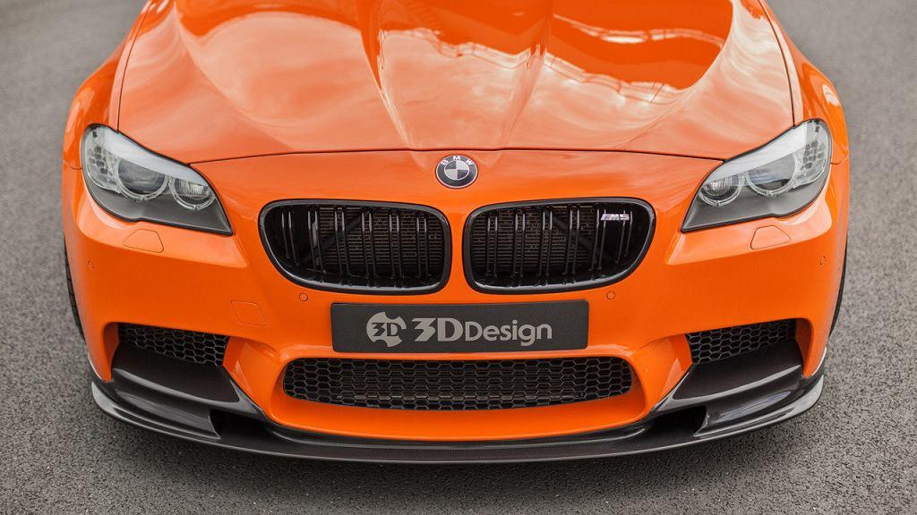 BMW M5 od Carbonfiber Dynamics