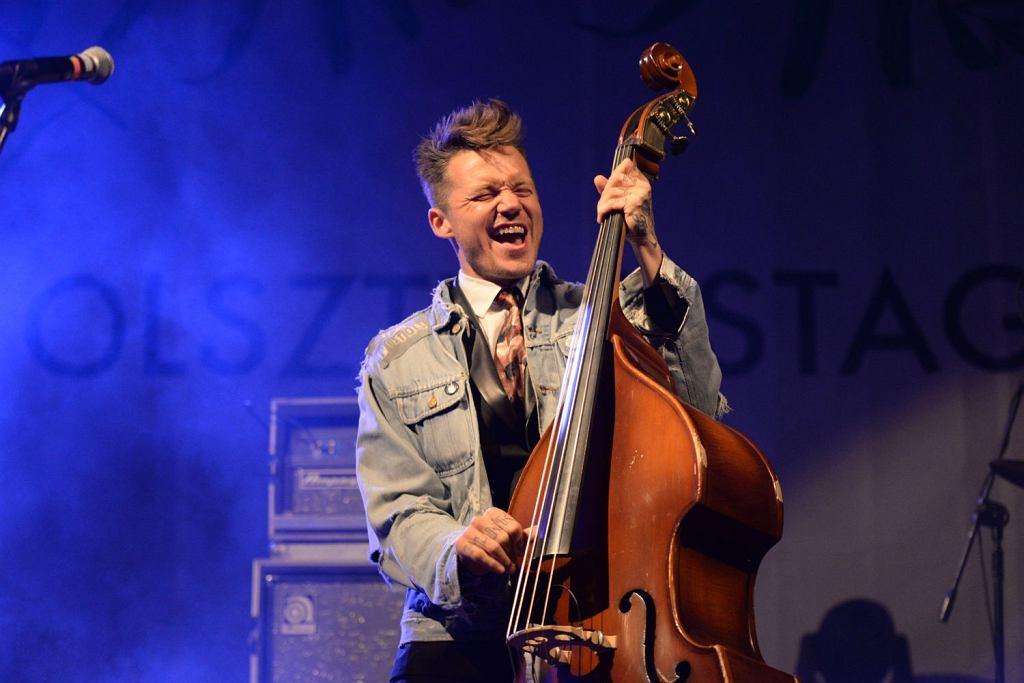 Wojciech Mazolewski Quintet podczas Olsztyn Green Festival