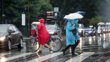 Pogoda długoterminowa - maj 2019