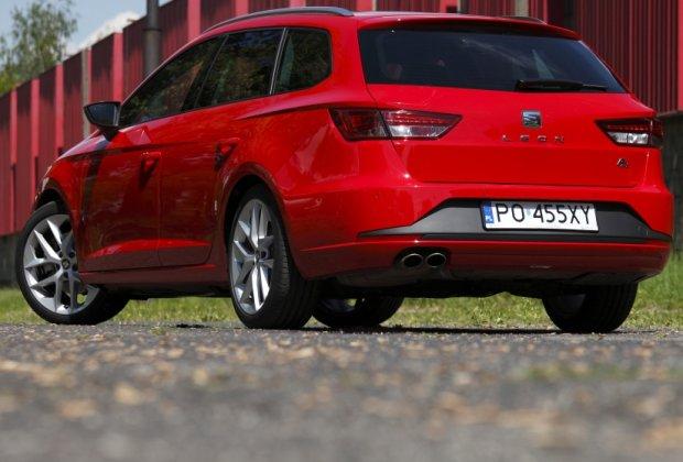 Seat Leon ST FR 1.8 TSI