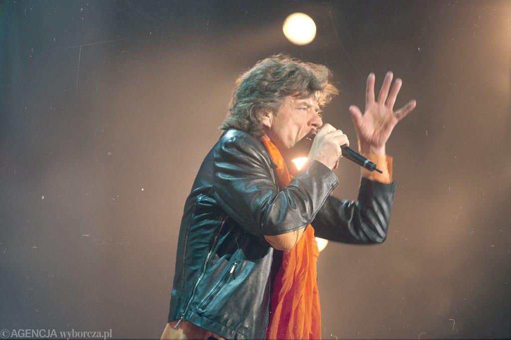 Koncert The Rolling Stones w Chorzowie