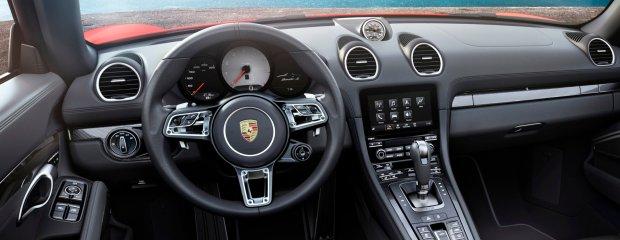 Porsche 718 Boxster i Boxster S