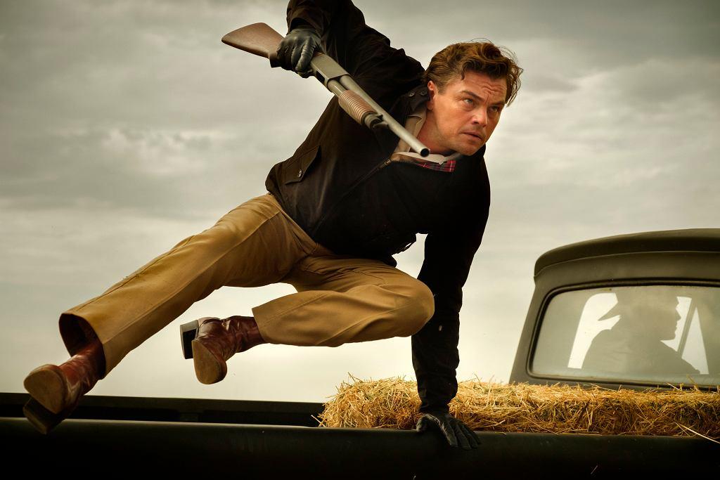 'Pewnego razu... w Hollywood'. Leonardo DiCaprio