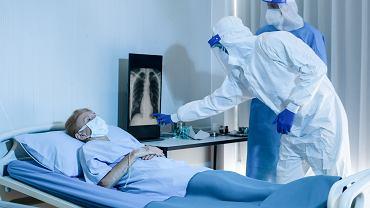'Wiem, jak wygląda OIOM i rehabilitacja pulmonologiczna'.