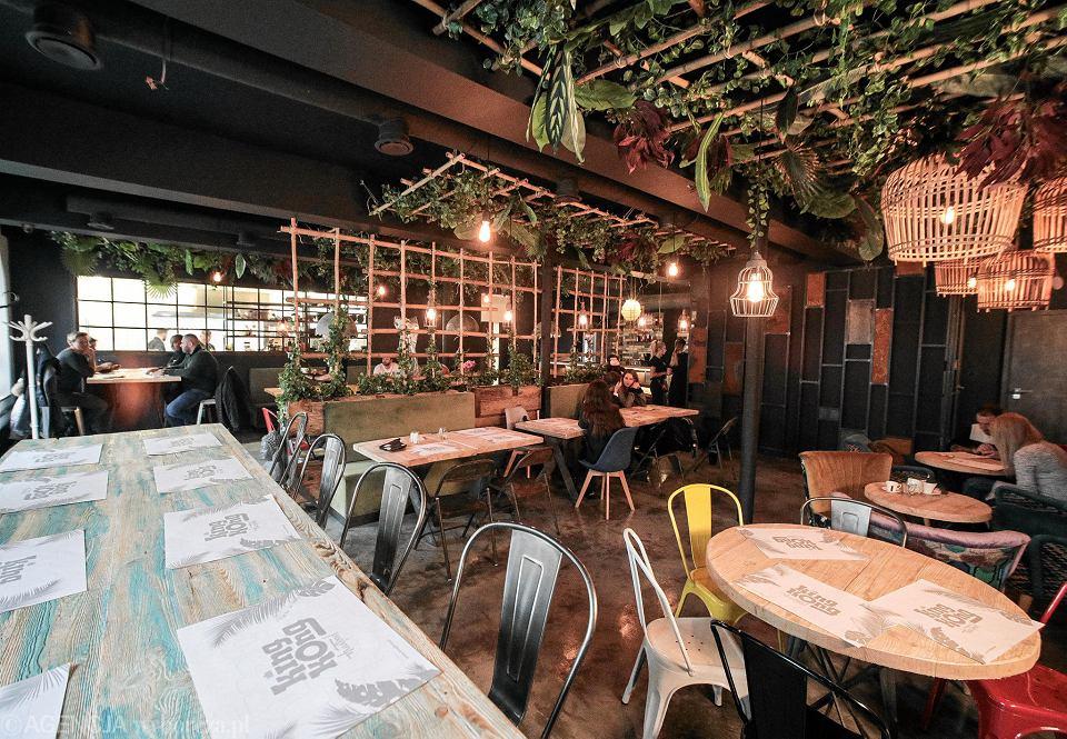 Restauracja King Kong Tajska Kuchnia W Strefie Piotrkowska