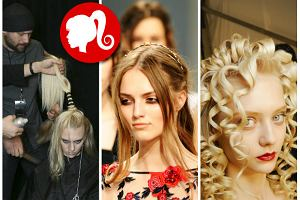 Najpiękniejsze fryzury z wybiegów Tygodni Mody