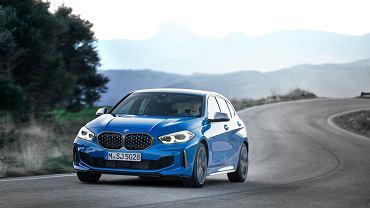 BMW serii 1, M135i xDrive 2019