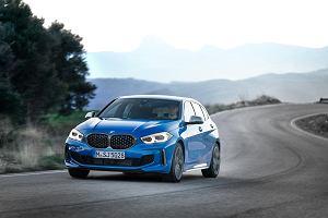 Nowe BMW Serii 1 - miejskie BMW z napędem na przednią oś