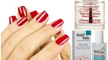 Długotrwały manicure