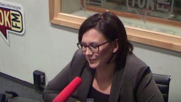 Małgorzata Sadurska szefowa kancelarii prezydenta Andrzeja Dudy