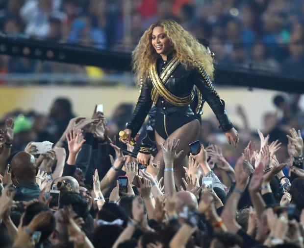 Beyonce, Super Bowl 2016