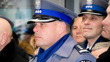 Były komendant Główny Zbigniew Maj