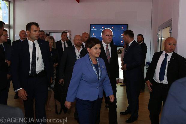 Krynica 2016. Premier Beata Szydło i prezesi spółek deklarują patriotyzm gospodarczy