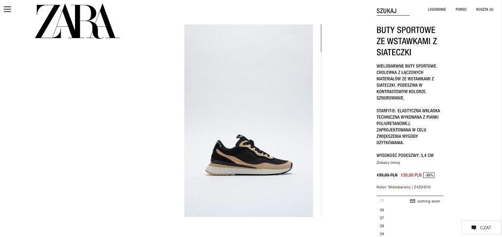 Te buty są wielkim hitem w sieci. Kupimy je na wyprzedaży w sklepach Zara