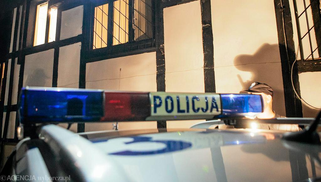 Chełmża. Policja szuka podejrzewanego o gwałt