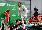 F1. Hamilton wystartuje z pierwszego pola do Grand Prix Singapuru