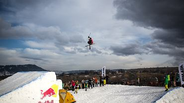 Bartek Sibiga | The North Face Polish Freeskiing Open 2014. Harenda, Zakopane 31.01-01.02.2014