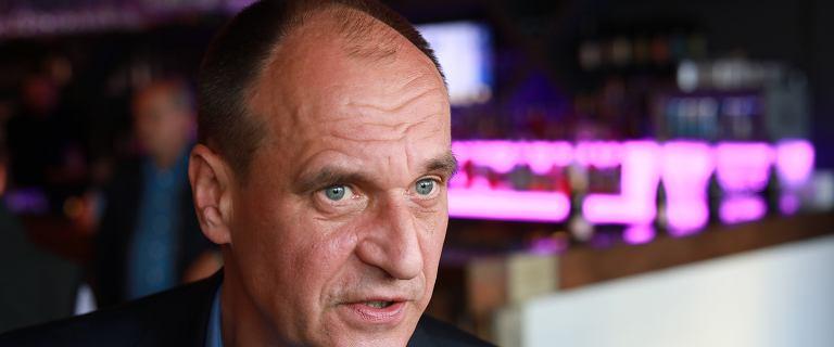 Paweł Kukiz zdradził, o czym rozmawiał z Jarosławem Kaczyńskim