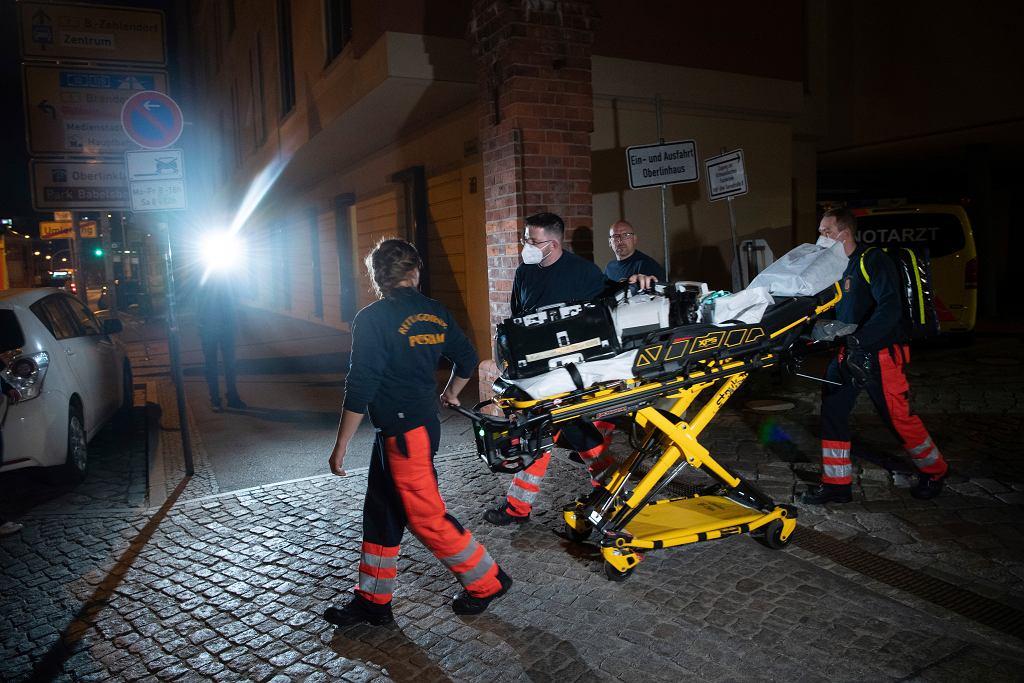 Niemcy. 51-latka zatrzymana w sprawie zabójstwa czterech osób w klinice w Poczdamie