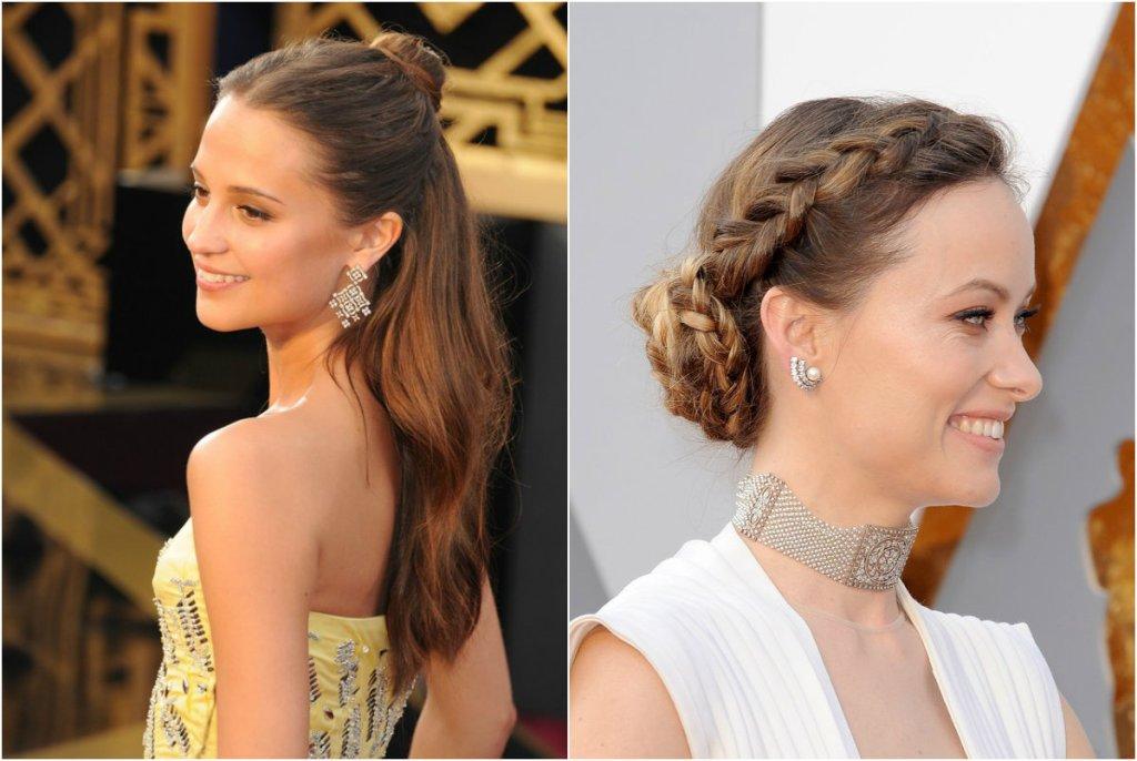 Najlepsze fryzury Oskarów 2016