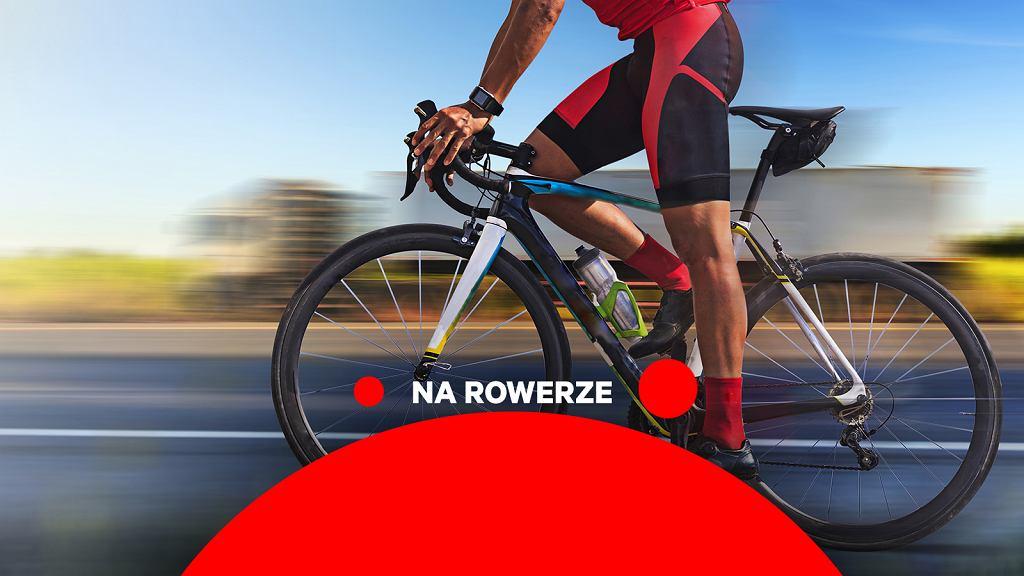 Na rowerze, cykl rowerowy