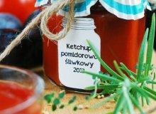 Ketchup pomidorowo-śliwkowy - ugotuj