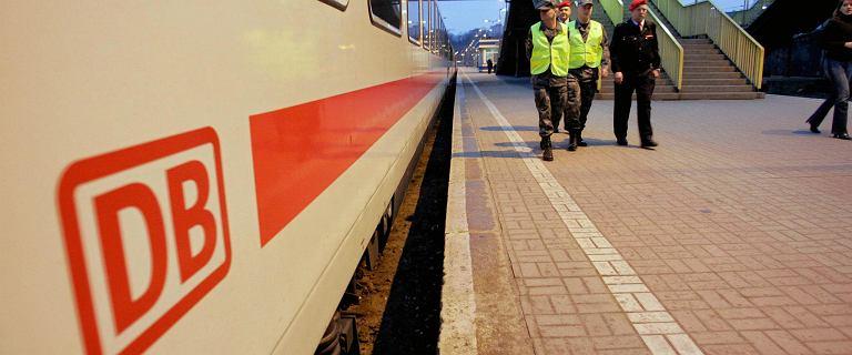 Od poniedziałku strajk ostrzegawczy na niemieckiej kolei. ''Poważne utrudnienia''