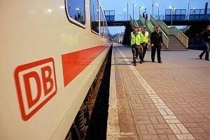 Od poniedziałku strajk ostrzegawczy na niemieckiej kolei. Poważne utrudnienia