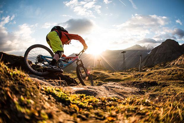 Biking-in-Zell-amSee-Kaprun